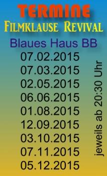 Blaues Haus Jahresterminliste